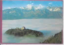 KAMNIK Stari Grad S Kamniskimi Alpami - Yugoslavia