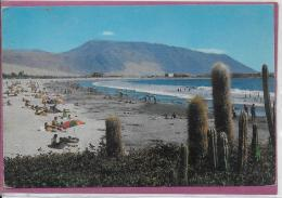 IQUIQUE - PLAYA -CAVANCHA - Chile