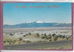 MT TAYLOR NEAR GRANTS , NEW MEXICO - Etats-Unis