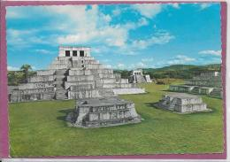 RUINAS DE ZACULEU - Guatemala