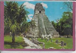 TEMPLO GRAN JAGUAR - Guatemala
