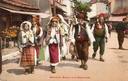BOSNIE(TYPE) - Bosnie-Herzegovine