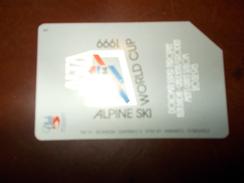 B423  Scheda Telefonica Alta Badia - Telefonkarten