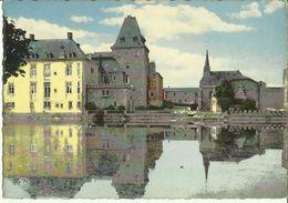 Ochain - Clavier -- Hôme De La Sainte Famille - Etang Du Château.   (2 Scans) - Clavier
