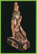 MUSEO EGIZIO DI TORINO Iside Piangente La Morte Di Osiride Isis Pleurant La Mort D'Osiris - Museos