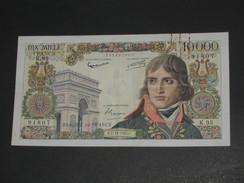 10 000 Dix Mille Francs - Bonaparte  7-11-1957   **** EN ACHAT IMMEDIAT **** Billet Trés Recherché - 1871-1952 Circulated During XXth