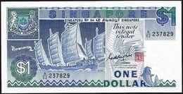 Singapore/Singapour: 1 $ - Singapore