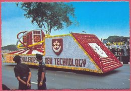 Collection-Singapore (UNC) Old 1975s August 9, NTUC NATIONAL DAY Parade - AMA N° A75 - S'pore-cpc - Singapore