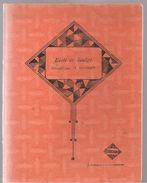 Scolaire Cahier Ecole Publique De Saulgé (86) Dirigée Par M. DUDOIT De 1936 - Buvards, Protège-cahiers Illustrés
