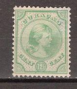Nederlandse Antillen Curacao 20 MLH Ong ; Queen Koningin Reine Reina Wilhelmina 1892 - Curaçao, Nederlandse Antillen, Aruba