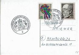 Germany - Sonderstempel / Special Cancellation (C1123) - BRD