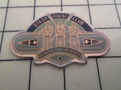 Pin511b Pin's Pins / Beau Et Rare / SPORTS : AVIRON OTAGO ROWING CLUB NEW ZEALAND UNIVERSITY - Rowing