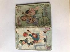 Calendarietto Barbiere Chrodos Migone Milano 1926 - Calendriers