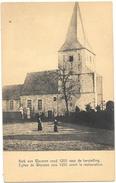 Wezeren NA1: Eglise Avant Restauration - Landen
