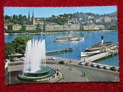 Luzern, Wagenbachbrunnen - LU Lucerne