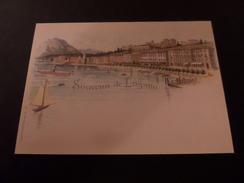 Lugano 2011 , Esposiizione Nazionale Di Filatelia Rango II (°), Cachet 6-8.5.2011/ 6900 LUGANO - Stamped Stationery