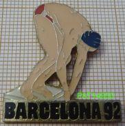 NATATION JO BARCELONE 1992 BARCELONA 92 - Swimming