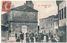 DOMPIERRE SUR MER - L'Eglise - Carte En L'état - Francia