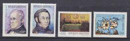 Argentina 1987 Commemoratives / Falkland Islands 4v ** Mnh (37173) - Argentinië