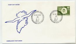 GREENLAND 1979 Year Of The Child. On FDC.  Michel 118 - FDC