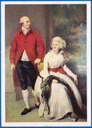 LES GRANDS PEINTRES LOTERIE NATIONALE PEINTURE ANGLAISE LAWRENCE JULIUS ANGERSTEIN N°10/10 SERIE P - NOTRE SITE Serbon63 - Cartes