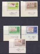 Argentina 1985 Philatelic Exhibition Argentina '85 5v (corners)  ** Mnh (37173F) - Argentinië