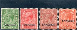 MAROC 1927 * - Bureaux Au Maroc / Tanger (...-1958)