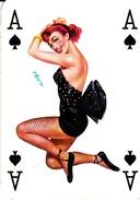 CARTE DA GIOCO - CARTE DE JEUX - PIN UP CARD - Carte Da Gioco