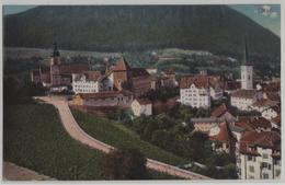 Chur - Generalansicht - Photo: Guggenheim - GR Grisons