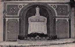 Monument Commémoratif Aux Enfants De Plessis Robinson - Le Plessis Robinson