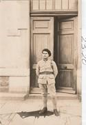 Militaria : Carte Photo  -   Soldat  Du  : 159é Régt.(a Vérifier) - Régiments