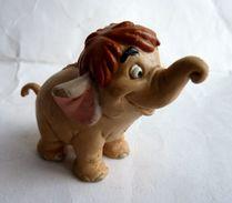FIGURINE LE LIVRE DE LA JUNGLE Walt Disney BULLY 2000 - PETIT ELEPHANT (2) - Disney