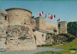 14 - Caen - Les Remparts Du Château - Editeur: C.A.P N°1425 - Caen