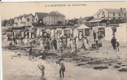 LA BERNERIE  La Grande Plage - La Bernerie-en-Retz
