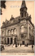 LUXEMBOURG - Cercle Municipal - Luxemburg - Stad