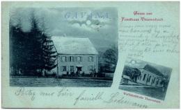 68 Gruss Aus FORSTHAUS THIERENBACH - Francia