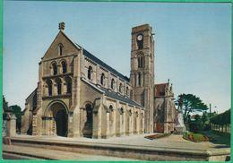 14 - Lion Sur Mer - L'église - Editeur: Artaud N°32 - Frankreich