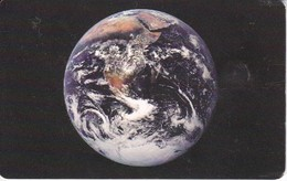 TARJETA DE MEXICO DE LA TIERRA (PLANET) - Astronomy
