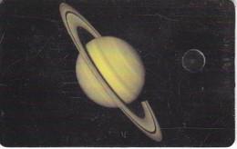 TARJETA DE MEXICO DE SATURNO (PLANET) - Astronomy