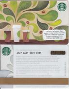 UK - How To Make Coffee, Starbucks Card, CN : 6127, Unused - Gift Cards