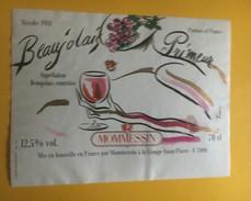6177 - Beaujolasi Primeur Mommessin 1988 - Beaujolais