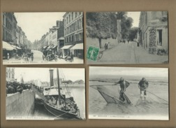 96 Cartes De : Honfleur - Honfleur
