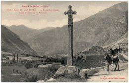 ANDORRE - Vallée D'Andorre - La Croix De Pierer Près D'Andorre-la-Vieille - Andorra