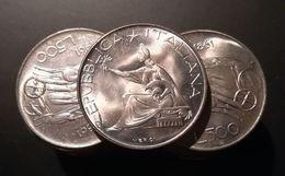 INVESTIMENTO  - ITALIA 500 LIRE ARGENTO - CENTENARIO 1861/1961 - FDC ASSOLUTO - INVESTIMENTO - 24 ESEMPLARI - Commemorative