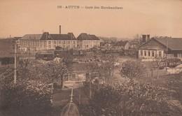 71 - AUTUN - Gare Des Marchandises - Autun