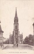 Carte Postale, L'Eglise Catholique, Moyeuvre Grande - Autres Communes