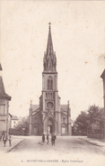 Carte Postale, L'Eglise Catholique, Moyeuvre Grande - France