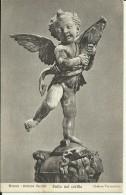 Firenze - Florence - Palazzo Vecchio - Andrea Verrocchio - Putto Nel Cortile - Esculturas