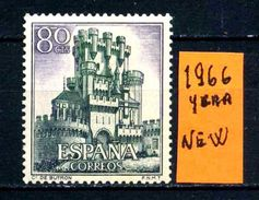 SPAGNA - Year 1966 - Nuovo - News - Fraiche - Frisch. -MLH * - 1931-Aujourd'hui: II. République - ....Juan Carlos I