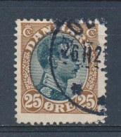 Denemarken/Denmark/Danemark/Dänemark 1918 Mi: 100 (Gebr/used/obl/o)(2903) - 1913-47 (Christian X)